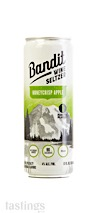 Bandit Wine Seltzer NV Honeycrisp Apple, California