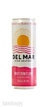 Del Mar Wine Seltzer NV Watermelon, California