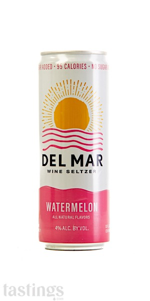 Del Mar Wine Seltzer