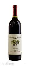 Grgich Hills 2017 Estate Grown Merlot