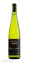 Buttonwood Grove Winery 2019 Frances Amelia Barrel Aged Estate Riesling