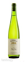 Buttonwood Grove Winery 2019 Estate Riesling