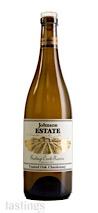 Johnson Estate 2019 Estate Grown-Toasted Oak Chardonnay
