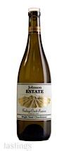 Johnson Estate 2018 Estate Grown-Bright Steel Chardonnay
