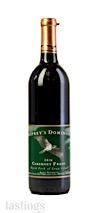 Ospreys Dominion Vineyards 2014 Cabernet Franc, North Fork of Long Island