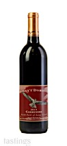 Ospreys Dominion Vineyards 2015  Carmenere