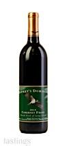Ospreys Dominion Vineyards 2015  Cabernet Franc
