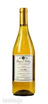 Boquet Valley Vineyard 2018 Cuvee Blanc Champlain Valley
