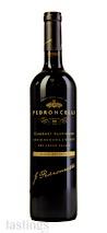 Pedroncelli 2018 Block 007 Estate Vineyard Cabernet Sauvignon