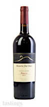 Monte De Oro 2017 Estate Grown, Merlot, Temecula Valley