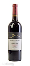 Monte De Oro 2017 Syngergy 65 Owners Red Blend Temecula Valley