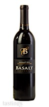 Basalt Cellars 2016 Merlot, Columbia Valley