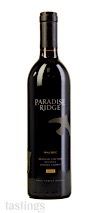 Paradise Ridge 2018 Branham Vineyard Malbec
