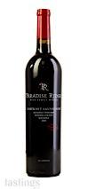 Paradise Ridge 2015 Barrel Select, Cabernet Sauvignon, Rockpile