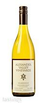 Alexander Valley Vineyards 2019 Estate Chardonnay