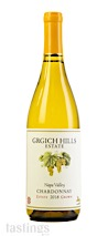 Grgich Hills  2018 Estate Grown, Chardonnay, Napa Valley