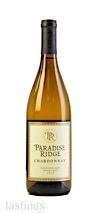 Paradise Ridge 2018  Chardonnay