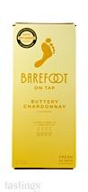 Barefoot On Tap NV  Chardonnay