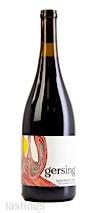Gersing Cellars 2018 Eola Springs Vineyard Pinot Noir