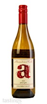 Alexandria Nicole 2020 A Squared, Pinot Gris, Columbia Valley