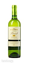 Chateau Briot 2020  Bordeaux Blanc