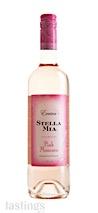 Stella Mia NV Pink Moscato Italy