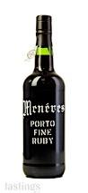 Porto Meneres NV Porto Fine Ruby Douro
