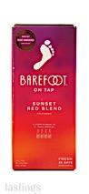 Barefoot On Tap NV Sunset Red Blend California