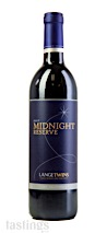 LangeTwins Family Winery And Vineyards 2017 Midnight Reserve Lodi