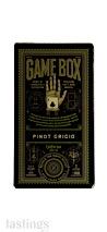 Game Box 2019  Pinot Grigio