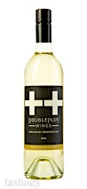 DoublePlus Wines 2020  Sauvignon Blanc
