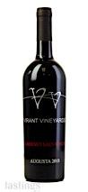 Virant Vineyards 2018 Single Vineyard Cabernet Sauvignon
