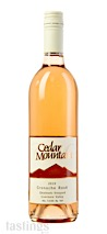 Cedar Mountain 2019 Ghielmetti Vineyard Rosé Livermore Valley