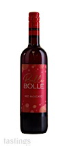 Bella Bolle NV Red Moscato, Italy