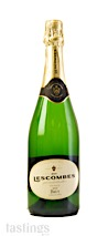 DH Lescombes 2019 Brut Sparkling Wine, New Mexico