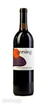 Gersing Cellars 2018 De Côté Ciel Du Cheval Vineyard Red Blend Columbia Valley