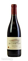 Byington 2017 Unfiltered Pinot Noir