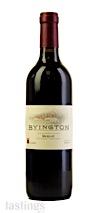 Byington 2016 Tin Cross Vineyard Merlot