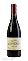 Byington 2019 Unfiltered Pinot Noir
