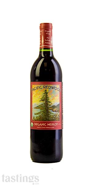 Pacific Redwood