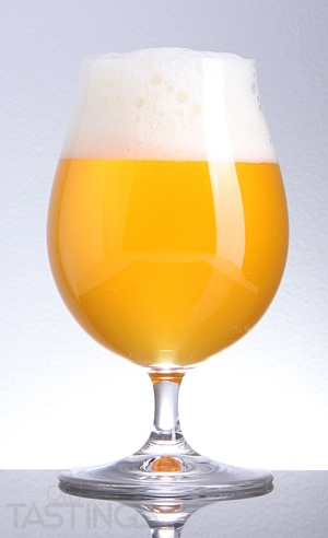 About Belgian Style Blonde Ale