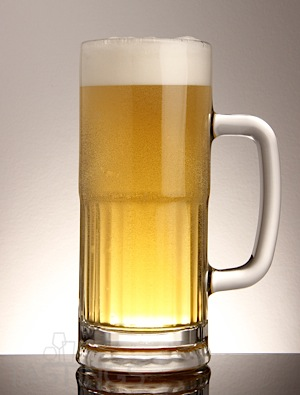 Beer Glass Mug Cloudy Gold.jpg