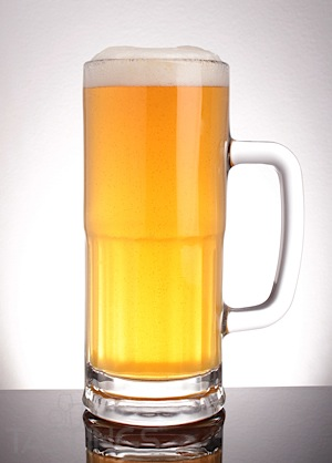 Beer Glass Mug Gold.jpg