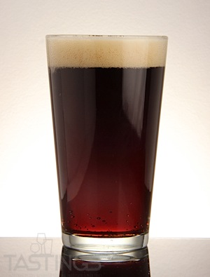 Beer Glass Shaker Pint Brown.jpg