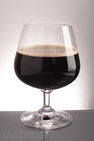 Beer Glass Snifter Dark Brown.jpg
