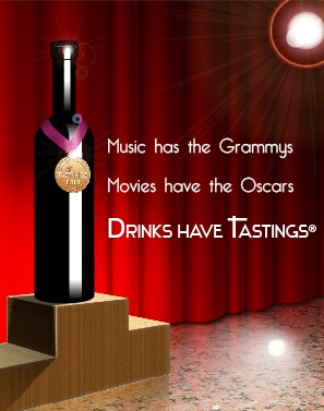 Tastings the Oscars of Drinks
